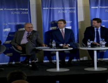 ifmat - Sanction IRGC and support Iran opposition - FreeIran gathering