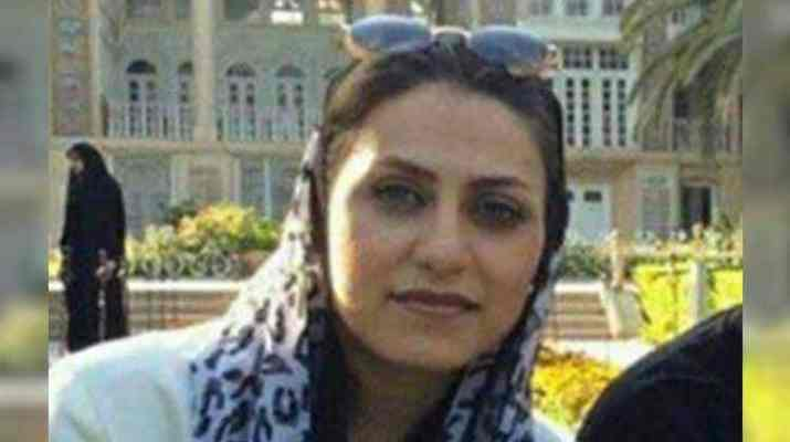 ifmat - Sufi woman Sima Entesari cancelled her appeal to the Iranian revision court