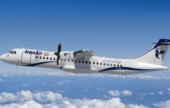 ifmat - ATR Delivers aircraft to Iran air despite US sanctions