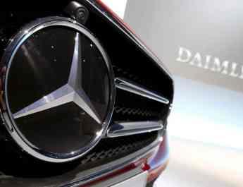 ifmat - Daimler abandons Iran expansion plans as sanctions bite