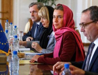 ifmat - EU's shameful desperation to appease mullahs