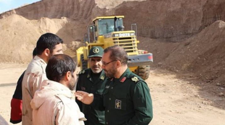 ifmat - Harmful influence of Revolutionary Guards and Quds Force on road construction projects