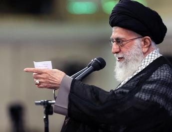 ifmat - Iran Khemenei bans holding direct talks with United States