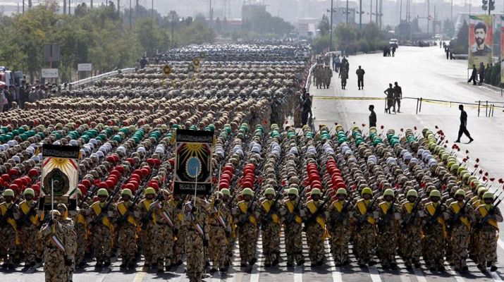 ifmat - Iranian regime marks the Iranian National Army Day with military parade