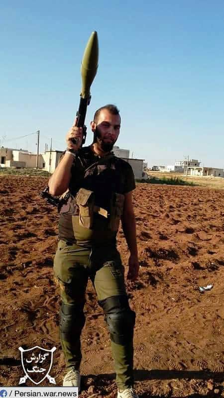 ifmat - Iraqi fighters are deployed to Syria from Iran9