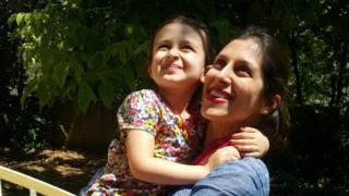 ifmat - Nazanin Zaghari-Ratcliffe has panic attacks in Iran jail