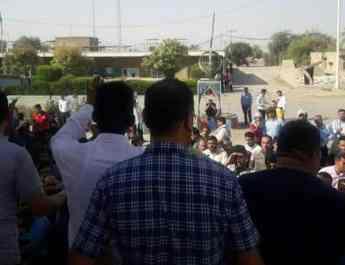 ifmat - Sugar cane continue strike in Iran