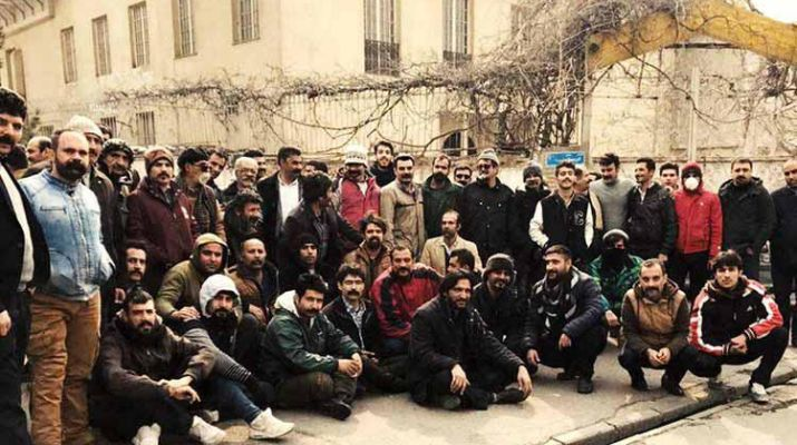 ifmat - Total of 208 years behind bars, 1554 lashes and 10 years of exile for detained Dervishes