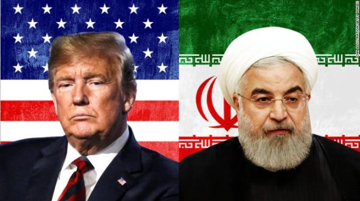 ifmat - Trump warns countries against doing business with Iran