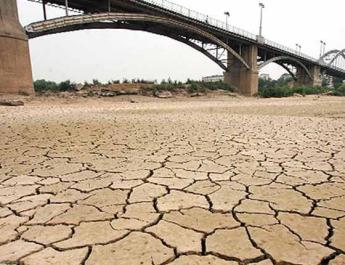 ifmat - Water crisis in Iran - big problem for the Iranian regime