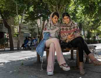 ifmat - Women in Iran live as second-class citizens