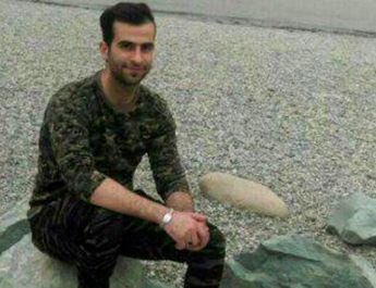 ifmat - Young man killed in Karaj by regime forces and big number of protesters were arrested