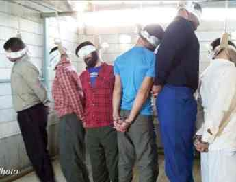 ifmat - 11 executions in Iranian prisons
