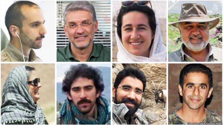 ifmat - Families of Iran detained environmentalists urge Supreme Leader to release them