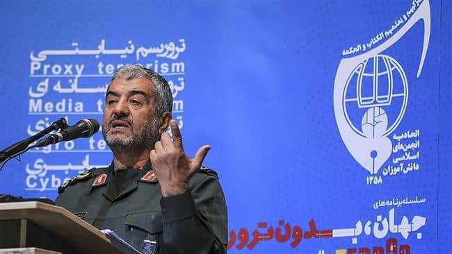 ifmat - IRGC official threatens that missile are capable of pinpoint accuracy