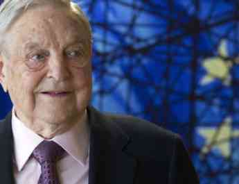 ifmat - Iran admits that regime is working closely with George Soros foundation