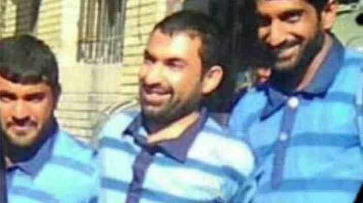 ifmat - Iran hangs three Baluch inmates