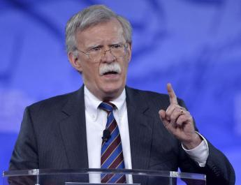 ifmat - John Bolton warns Iranian regime about their aggression