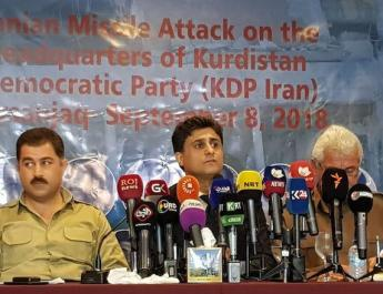 ifmat - Kurdish party calls on Trump to take concrete action against Iran