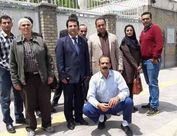 ifmat - Civil rights activists sentenced to prison and flogging for attending protests