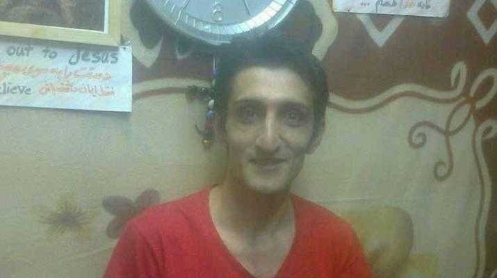 ifmat - Detained Christian convert in Iran denied medical treatment