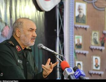 ifmat - IRGC generals spread lies Iran stronger than ever