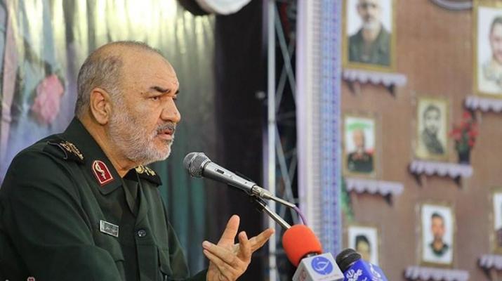 ifmat - IRGC generals spread lies Iran stronger than ever