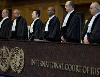 ifmat - Iran Has Unclean Hands in World Court Battle
