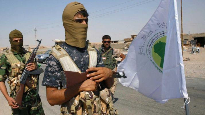 ifmat - Iran Proxies in Iraq