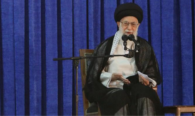 ifmat - Iran Supreme Leader threatens America must receive another slap from Iran