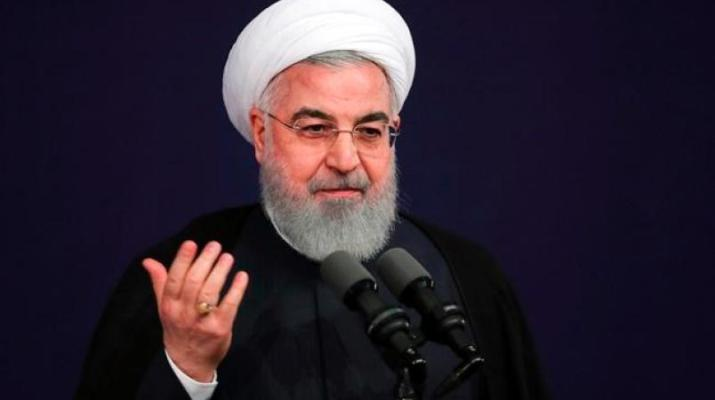 ifmat - Iran president seeks to downplay US oil sanctions