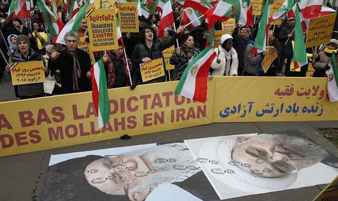 ifmat - Iran terror attacks against the MEK