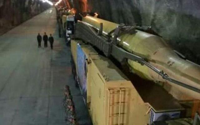 ifmat - Iran threatens the United States with increased ballistic missile range