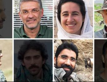 ifmat - Iranian-American among five environmentalists charged in Iran