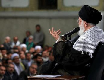 Iranian propaganda declares the Islamist system to be invincible