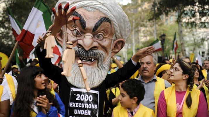 ifmat - Iranian regime cannot survive