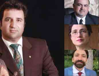 ifmat - Iranian regime is imprisoning lawyers for defending their clients
