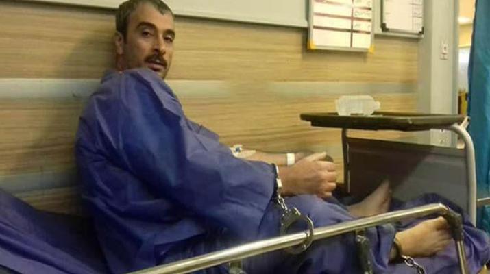 ifmat - Political prisoner Hamidreza Amini issues long prison sentence