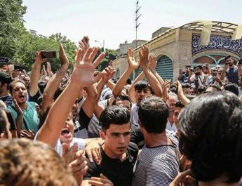 ifmat - Protests are growing across Iran