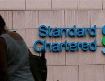 ifmat - Standard chartered slumps amid reports of Billion Iran-dealing fine