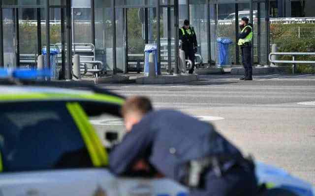 ifmat - Swedish police seize suspected Iranian spy over murder plot