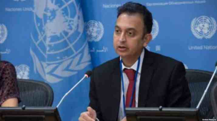 ifmat - UN rights expert urges Iran to end death penalty