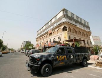 ifmat - US pulls diplomats from Iraqi city after threats from Iran