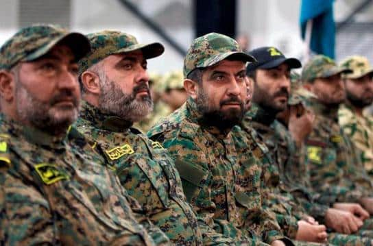 ifmat - role of hezbollah in Syria