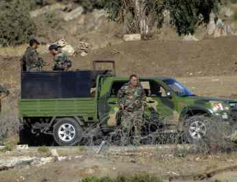 ifmat - 10,000 Iran-Trained Syrian soldiers posted on Israel border