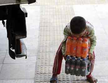ifmat - Child labour situation in Iran will worsen
