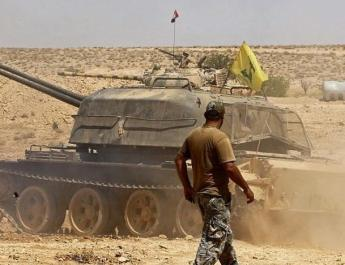 ifmat - Iran-backed Hezbollah has built military bases in Syria