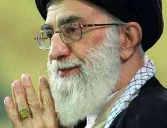 ifmat - Iran leader urgess to boost Iran military power