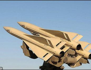 ifmat - Iran regime tests modifies version of air defense missile systems