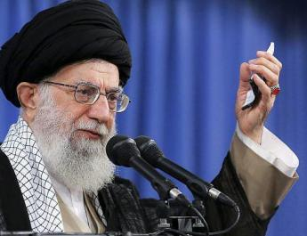 ifmat - Iranian Supreme Leader lashes out at weak ZIonist regime
